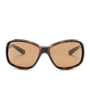 Nike Minx 59mm Unisex Wrap Sunglasses